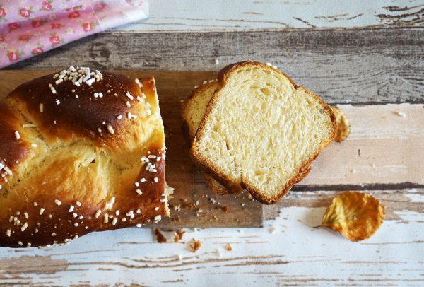 Pan brioches alla vaniglia ricetta