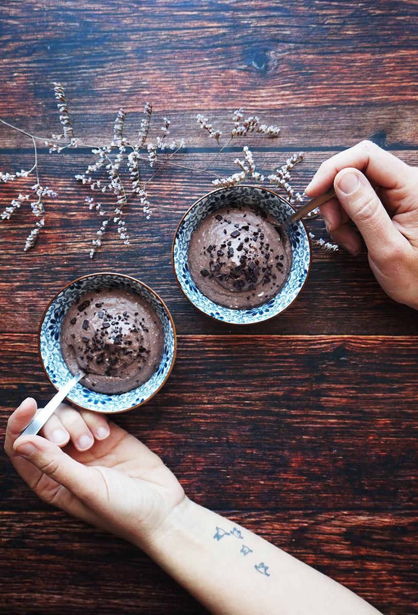 Ricotta dolce al cacao light