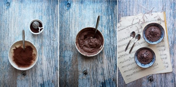 ricotta dolce al cacao istruzioni