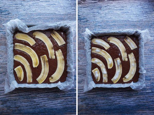 Banana bread al cioccolato ricetta