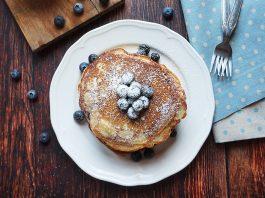 Pancake senza uova ricetta