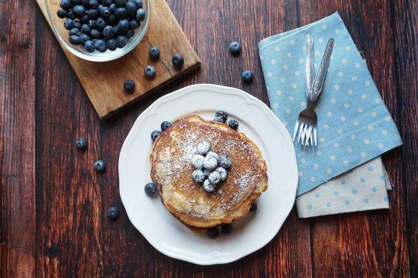 pancake senza uova ricetta facile