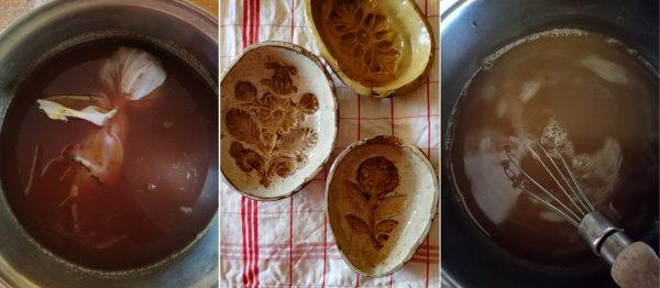 mostarda siciliana - passaggi 1