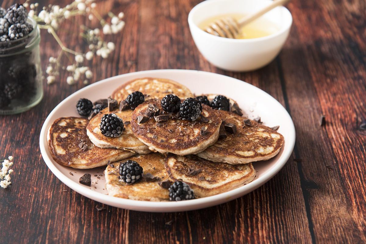 pancake integrali veloci