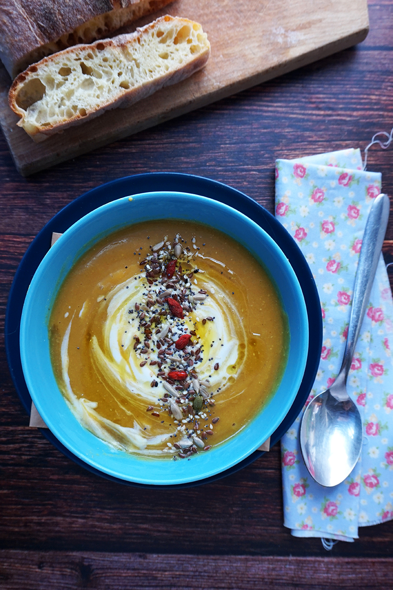 Ricetta zuppa di lenticchie rosse
