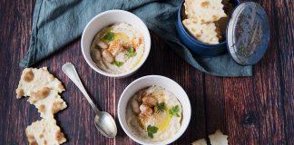 Hummus di fagioli cannellini